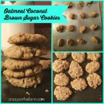 oatmeal coconut cookie 3